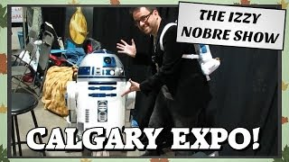 My trip to the #calgaryexpo 2014!