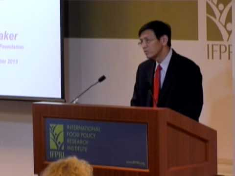 23rd Annual Martin J. Forman Memorial Lecture - Sept 27, 2013 (1 ...
