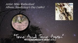 Time And Time Again - ;Mike Rutherford (1980) HQ FLAC Audio HD Video