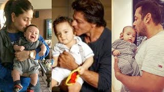 Top 15 Bollywood Celebs & Their Star Kids/Babies
