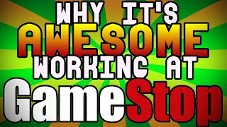 """Why It's Awesome Working At GameStop"" (Call Of Duty Ghosts Gameplay)"