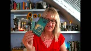 Aquarius Life Purpose, Career & Money - May, June, July 2018 Tarot Reading by Sloane Rhodes