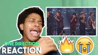 One Direction - Best Vocal Harmonies REACTION