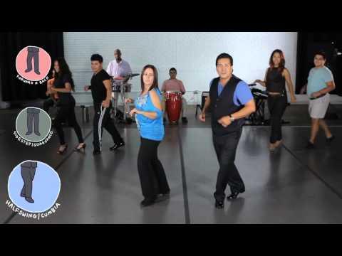 Fiveish Minute Dance Lesson: Salsa, Level 1