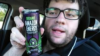 Download lagu Deadcarpet Energy Drink Reviews - Jungle Love Acai Berry Passion Fruit Sambazon Organic Energy Drink