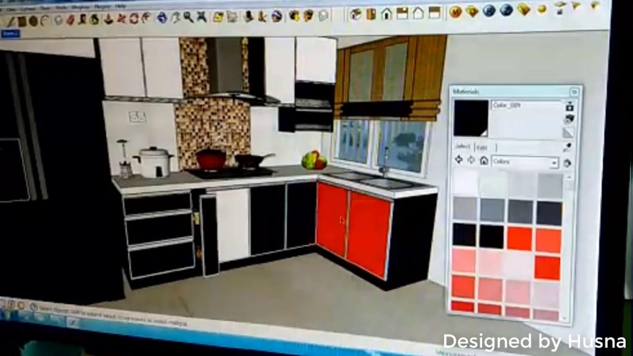 77 Latest Design Kabinet  Dapur Gubug Minimalis