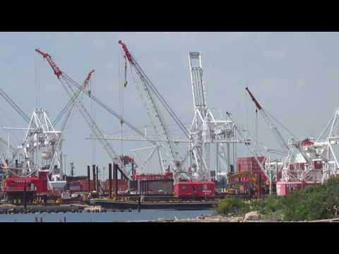 Weeks Marine Yard, Greenville (Jersey City) New Jersey