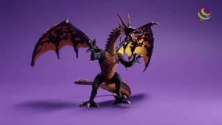 Обзор 4D Master пазл Драконы, серия MYTHIC WORLD