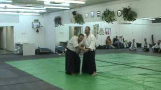 Aikido Principles Leading and Following
