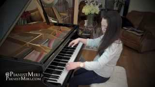 Lilly Wood & The Prick - Prayer in C Robin Schulz Remix | Piano Cover by Pianistmiri 이미리