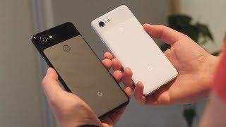 Hallo Notch! - Ausführliches Google Pixel 3 XL Review!