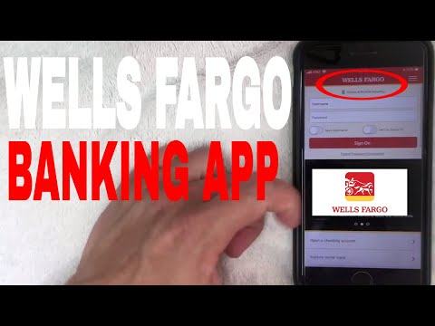 ✅  How To Use Wells Fargo Mobile Banking App Review 🔴