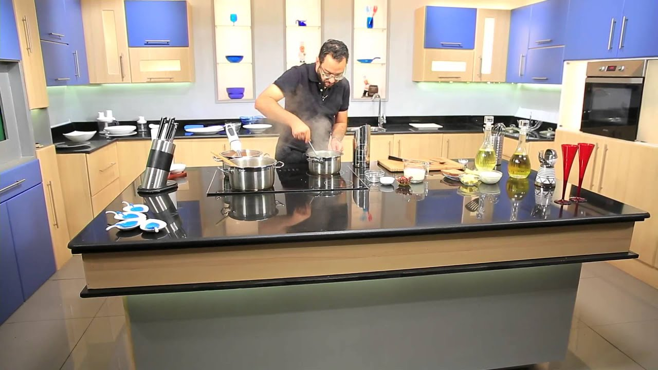 شوربة طماطم بالكريمة - شوربة مشروم - شوربة سبانخ : مطبخ 101 حلقة كاملة