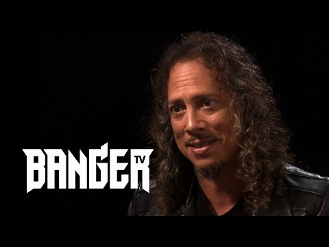 METALLICA guitarist KIRK HAMMETT 2011 interview on Hendrix and heavy metal | Raw & Uncut
