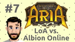 Tutorial: Legends of Aria (Ultima Online 2) - Albion Online und Schatzsuche #7