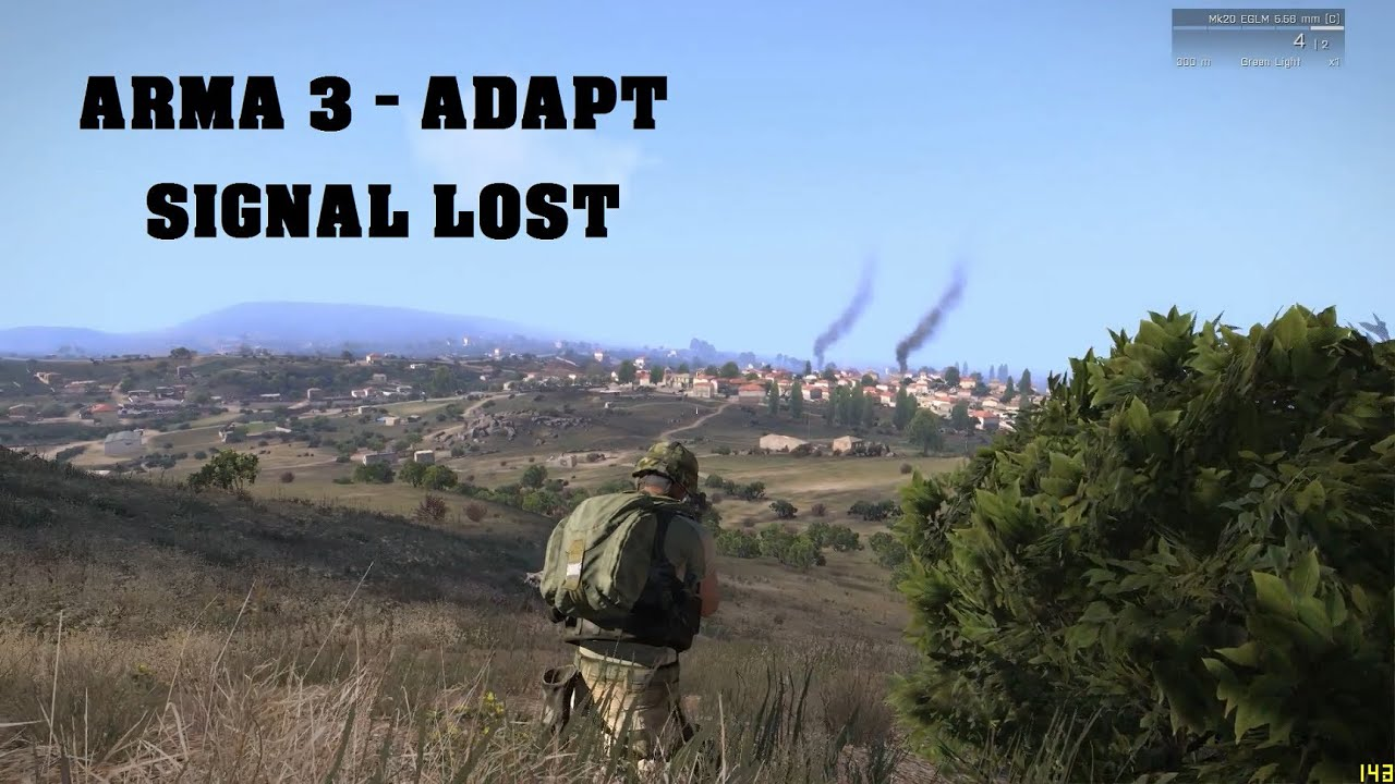 Arma 3 - Adapt Campaign Playthrough- Part 1 -