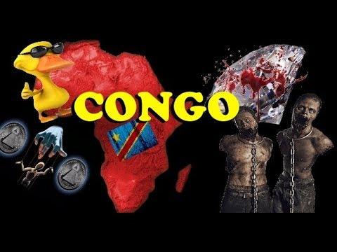 Tragédia no Congo. (Zumbis fingindo se importar)