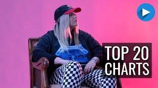 TOP 20 CHARTS •  08. OKTOBER 2019 | Persönliche Charts