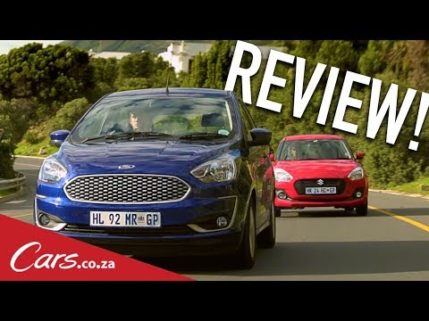 Ford Figo vs Suzuki Swift | Budget Car Battle