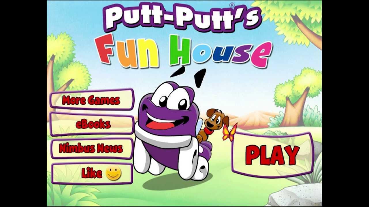 Putt Puttu0027s Fun House!
