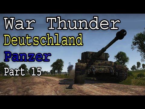 Let's Play War Thunder - Deutsche im Mini-Format!!! - Panzer Folge 162 (deutsch)