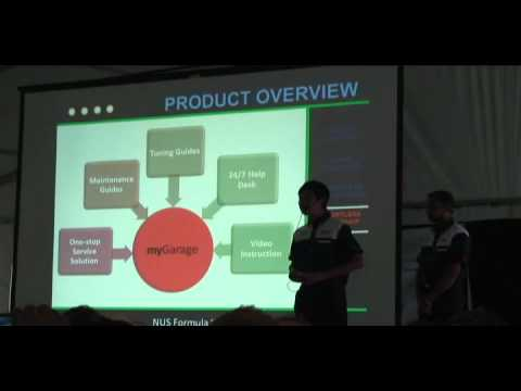 formula sae business presentation