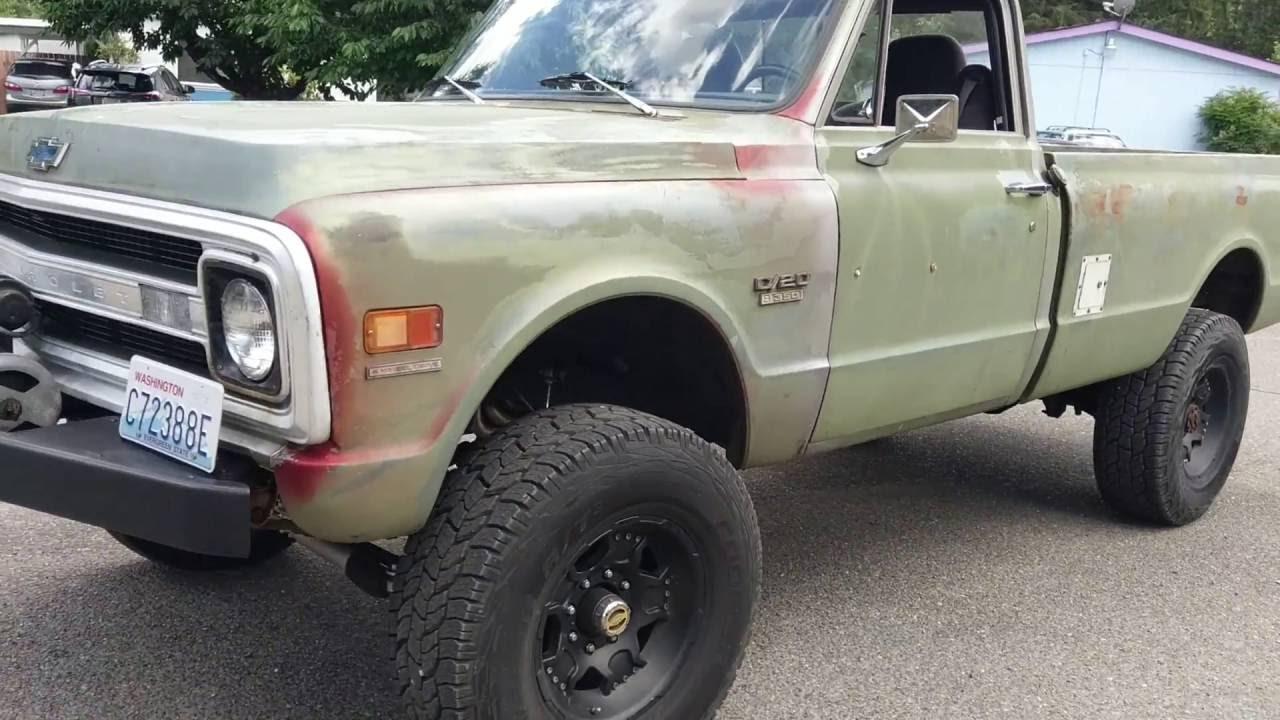 1970 Chevrolet C20 4x4
