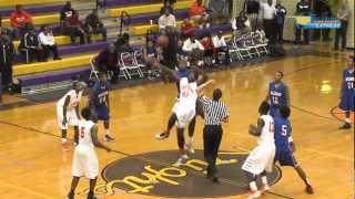 Stephen Clark - 2013 Basketball Recruit - Douglass (OK) High School