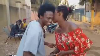Bamody le Mythomane - dans Aveugle de nos jours (Vidéo comédie)