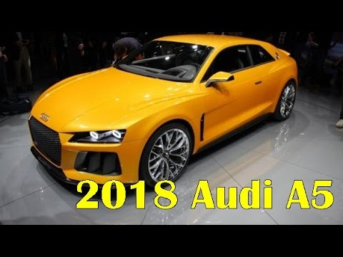 2018 audi a5 picture gallery youtube. Black Bedroom Furniture Sets. Home Design Ideas