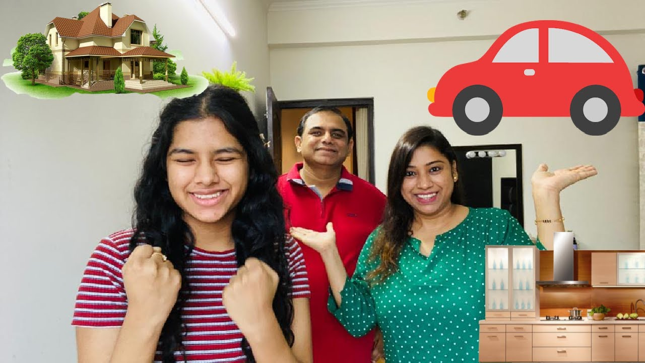 👨👩👧Kya hai Big Surprise 😱    Indian Mom Studio