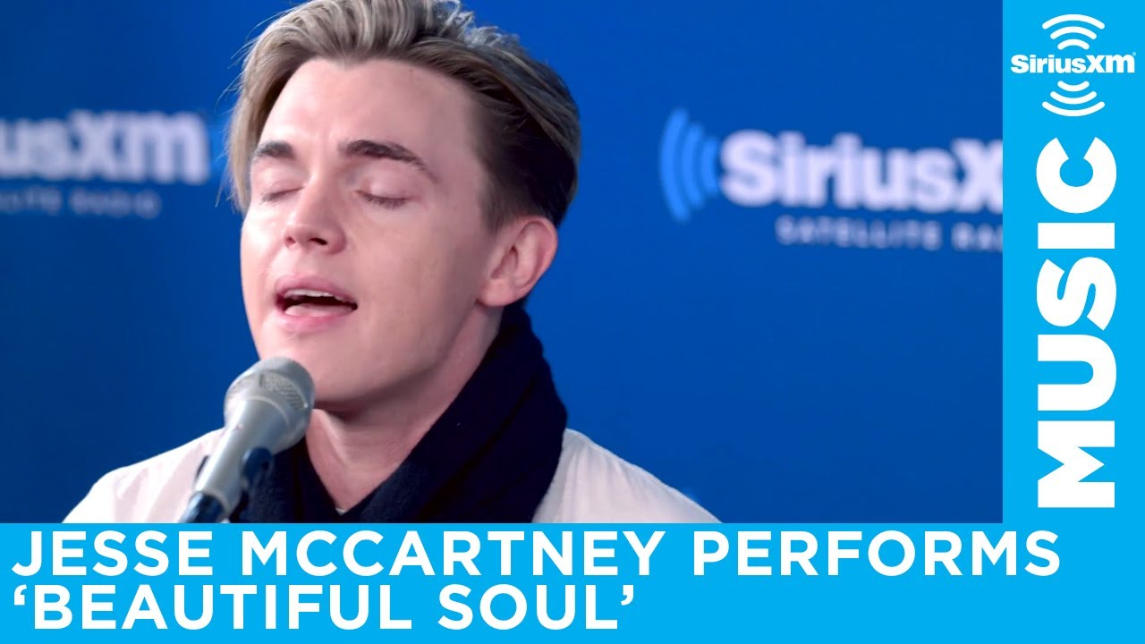 "Download Jesse McCartney - ""Beautiful Soul"" (Acoustic) [LIVE @ SiriusXM]"