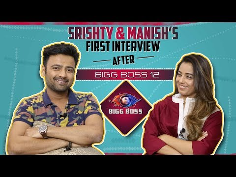 Srishty Rode And Manish Naggdev's First Joint Interview Post Bigg Boss 12