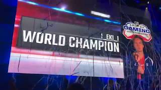 Erik Tammenpaa wins 2018 NHL Gaming World Championship