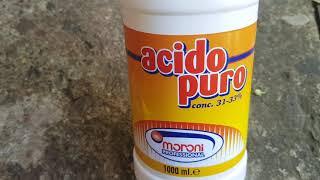 Acido clorhidrico puro online.