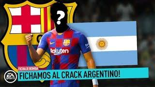 FICHAMOS al DELANTERO ARGENTINO con MEJOR FUTURO | MODO CARRERA