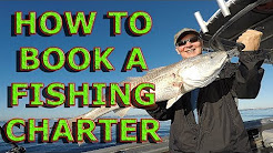 FISHING CHARTERS , ''How to book'' Jacksonville FL
