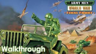 Army Men: World War - Final Front Walkthrough