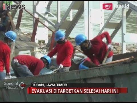 Perbaikan Jembatan Lamongan-Tuban Ditargetkan sampai H-10 Lebaran - Special Report 20/04