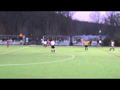 EFC Reds Taylor Williams, Soccer Recruiting Video   720p
