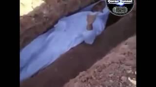 Обращение с могилы