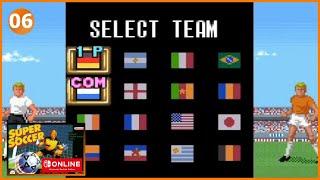 Super Soccer - SNES Nintendo swich - [6]