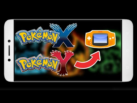 How To Download And Play Pokemon X & Y GBA Version For Android.