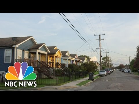 The Musicians' Village Brings Music Back To New Orleans | NBC News