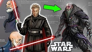 DARK SIDE Obi-Wan Kenobi from Dagobah - Star Wars Explained