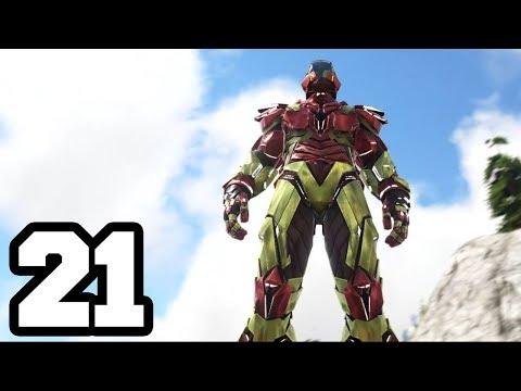 SOY IRON MAN   ARK: Survival Evolved #21 Mods   Temporada 6