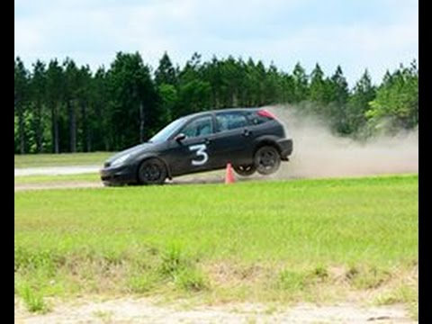 RallyX At Florida International Rally & Motorsport Park (FIRM) (Video 3/3) (3.21.15) (No Music)