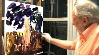 Repeat youtube video PINTANDO EN CASA -PINTURA EN DIRECTO- MIGUEL OSCAR MENASSA agosto 2011