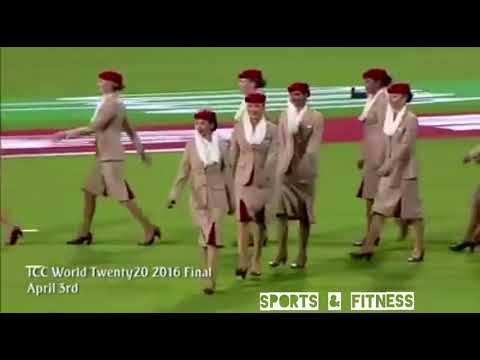 Welcome to Emirates | Indian Culture Before Starting ICC World T20 Final