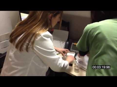TPA - 5 minute Door to Needle